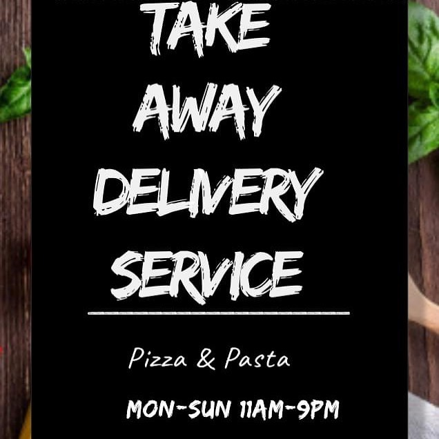 take away pizza delivery